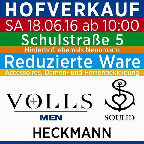 Hofverkauf Schulstraße